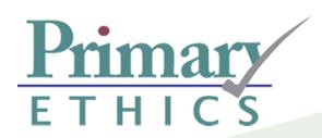 Primary Ethics logo